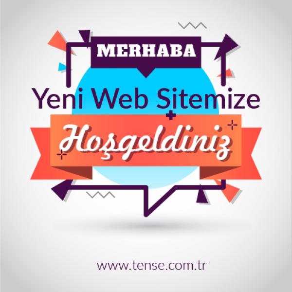 Yenilenen Web Sitemize Hoşgeldiniz!